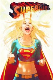 Supergirl #36 New Krypton Part 8 (2008) DC comic book